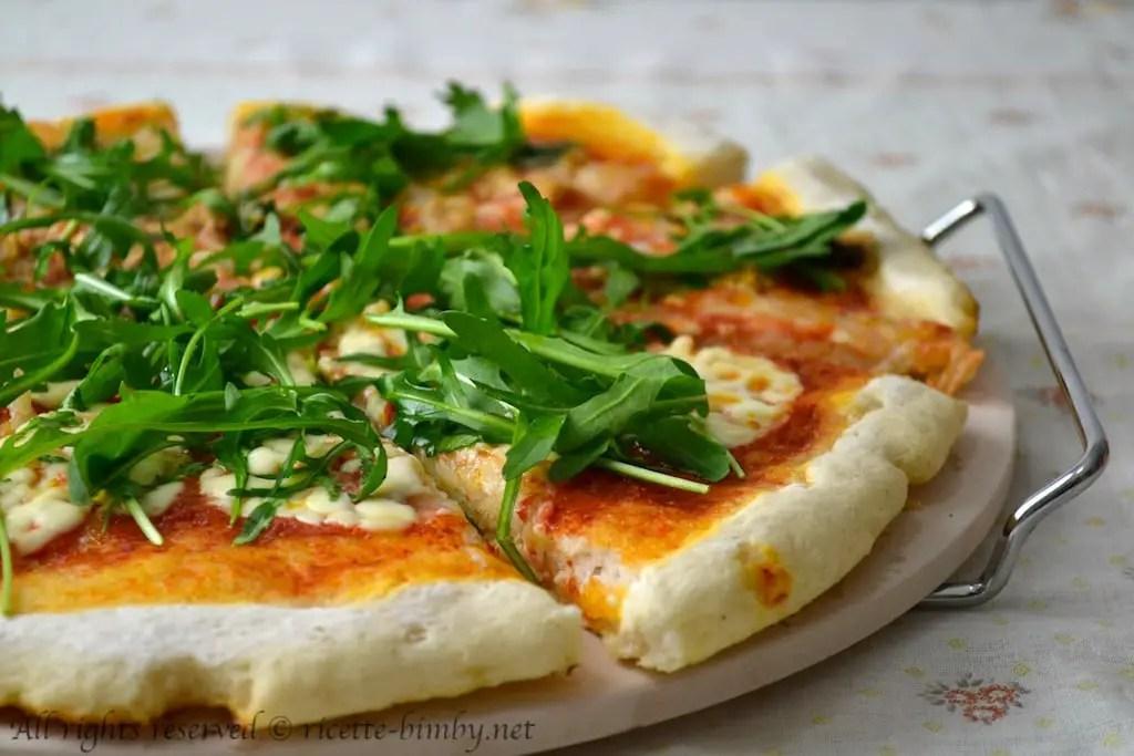 Pizza senza glutine Bimby  Ricette Bimby