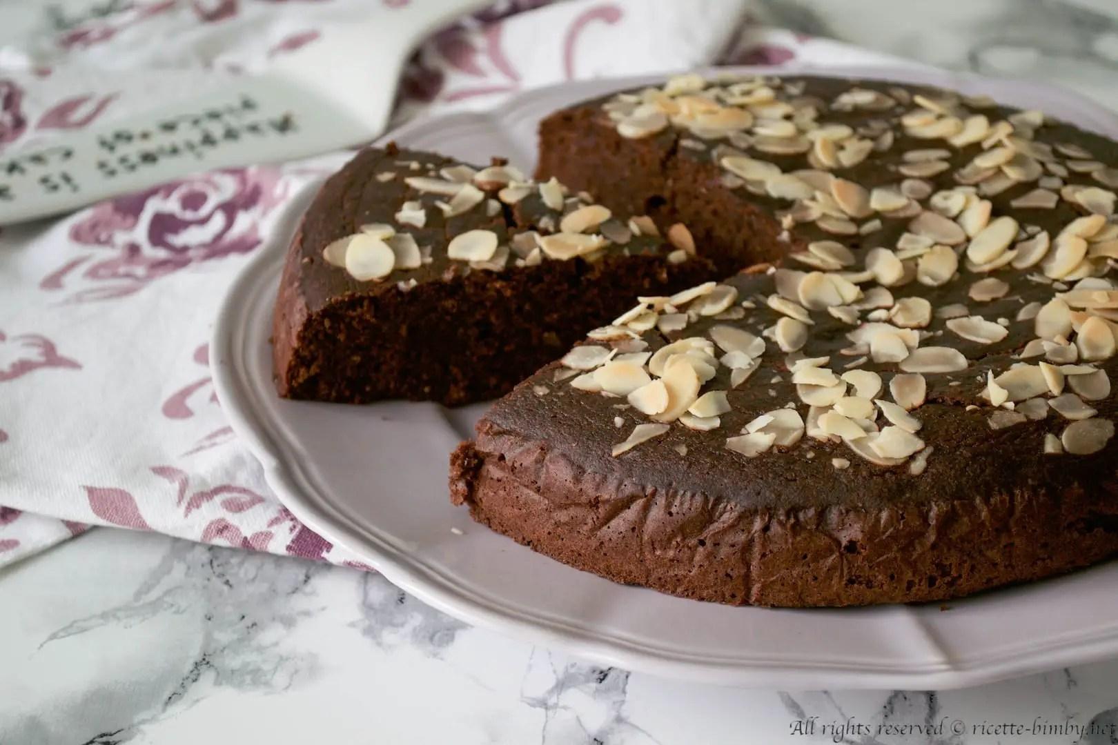 ricetta torta bimby