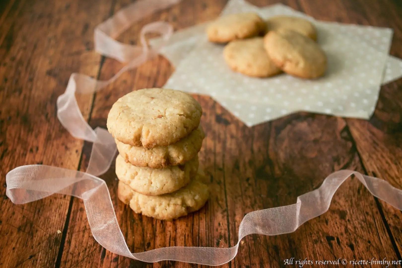 Biscotti al cioccolato bianco Bimby  Ricette Bimby