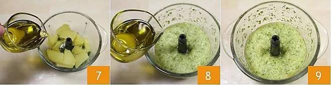salsa de ajo