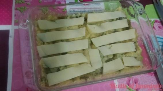 Sformato fagiolini e patate - 7-1