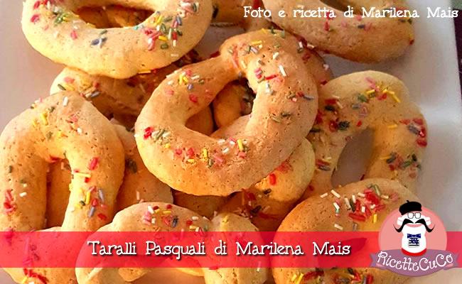 taralli pasquali pasqua marilena mais bambini monsieur cuisine moncu moulinex cuisine companion ricette cuco bimby