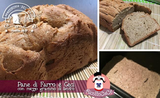 pane di farro e ceci con mezzo grammo di lievito metodo poolish macchina del pane ricetta mdp monsieur cuisine moncu moulinex cuisine companion ricette cuco bimby 5.jpg
