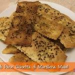 Sfoglie di Pane con farina Senatore Cappelli con il Cuisine Companion (Ricetta di Marilena Mais)