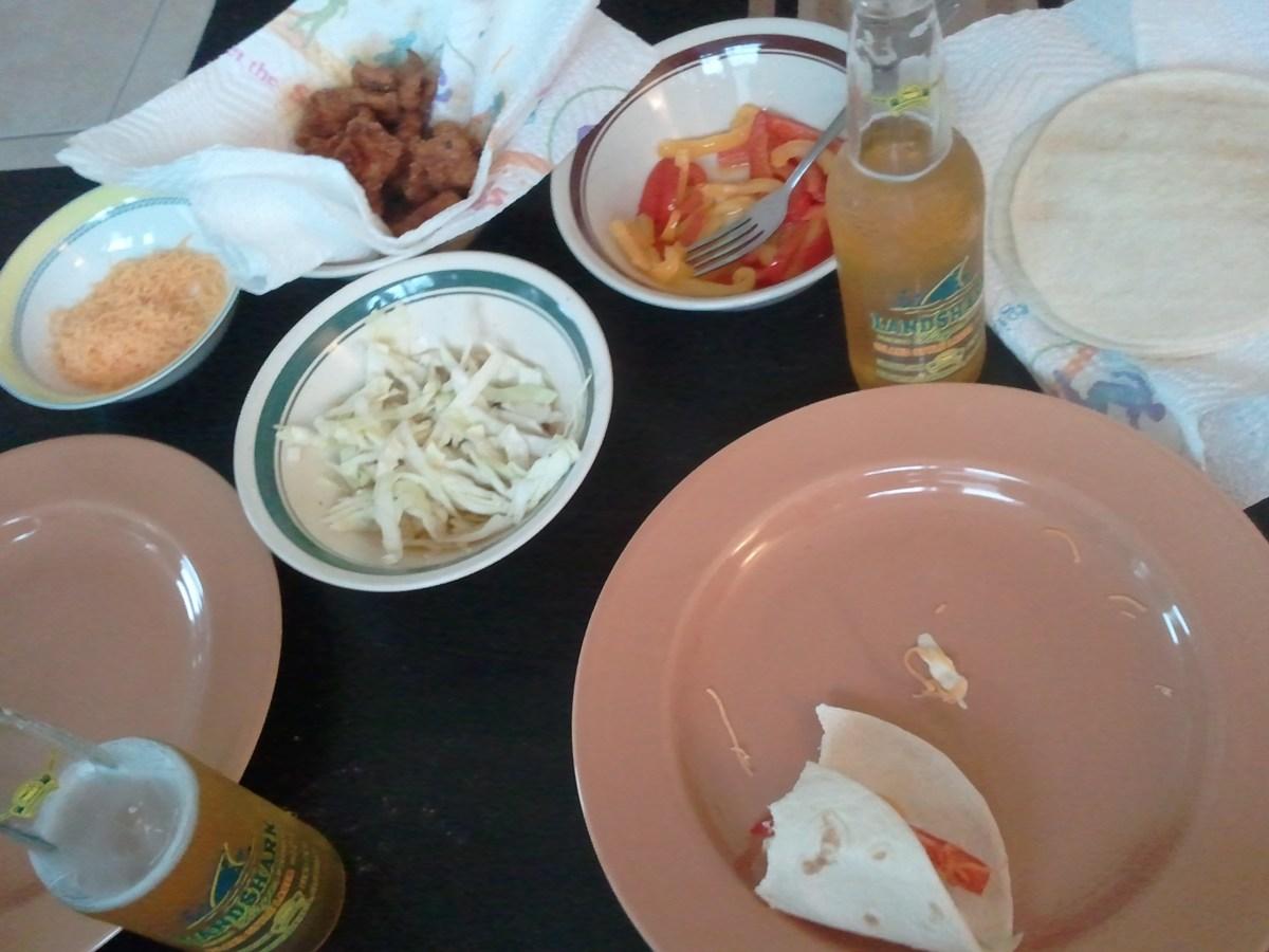 Key Largo Mahi Tacos