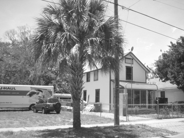 A new old home in Daytona Beach