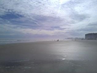 Daytona Beach, North of Ponce Inlet