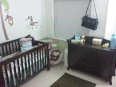 Baby's setup