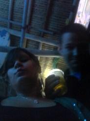 Party shot!