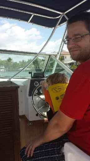 Cruising the ICW