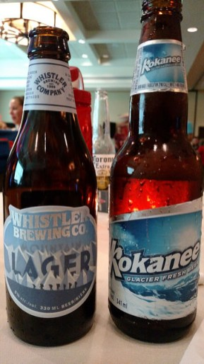 Awesome local beers