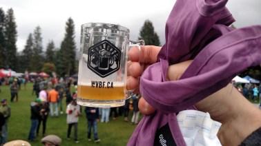 Whistler Village beer fest