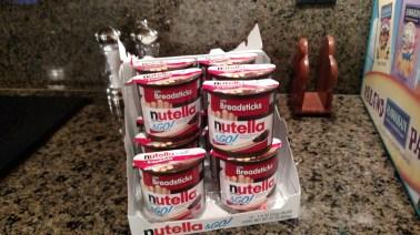 Nutella ftw