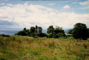 Greencastle Castle