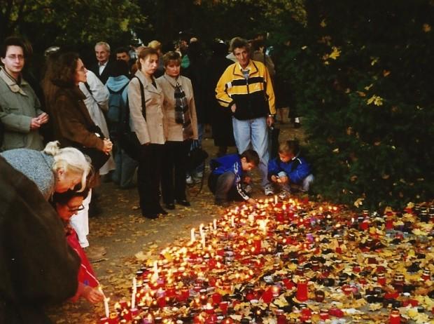 Dubcek's Grave 3