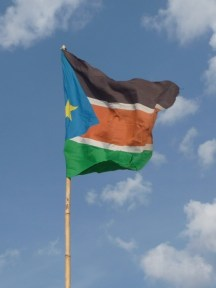 South Sudan Flag