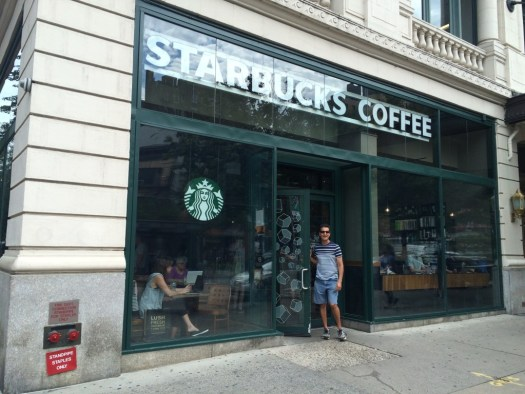 Starbucks New York