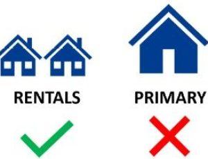 Rentals Yes Primary No