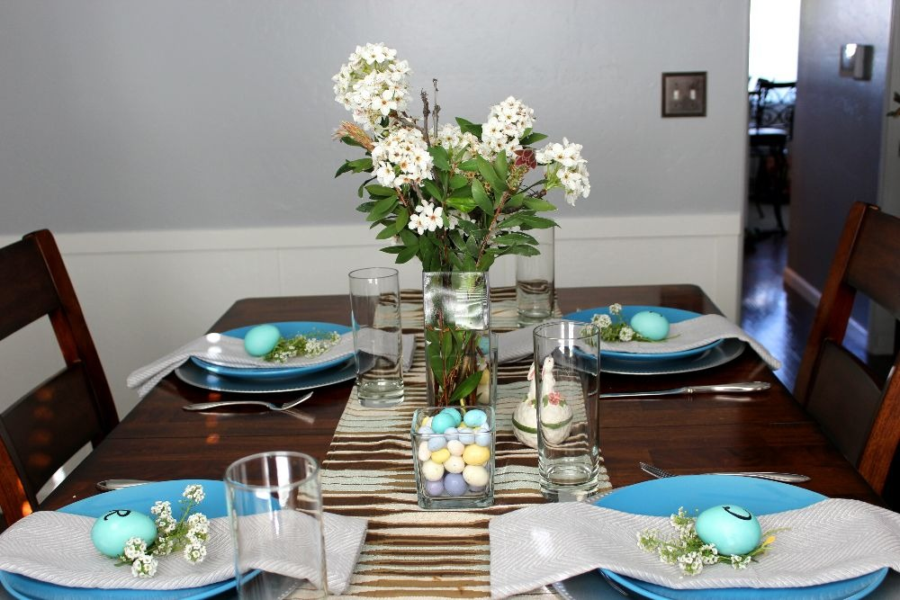 Easter Tablescape 7