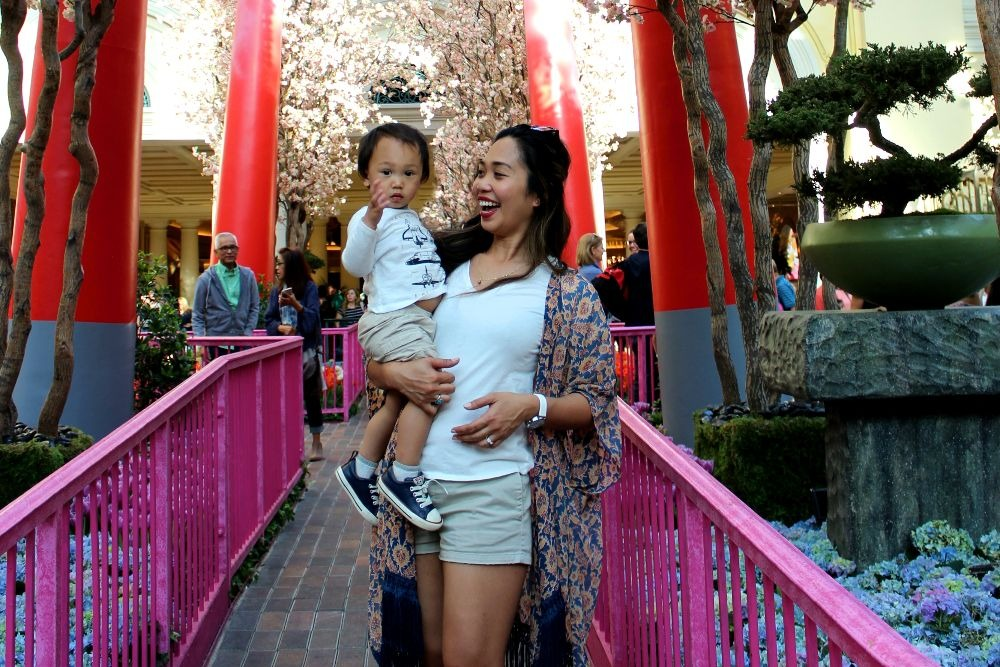 Things to do in Vegas with a Toddler 2