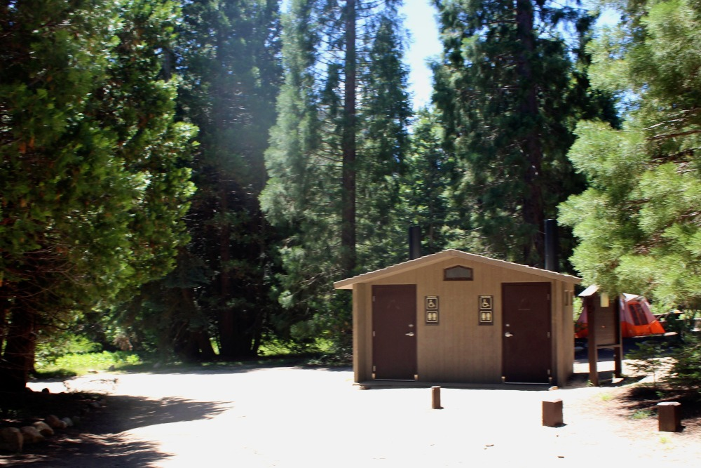 Camping at Holey Meadow Campground 4