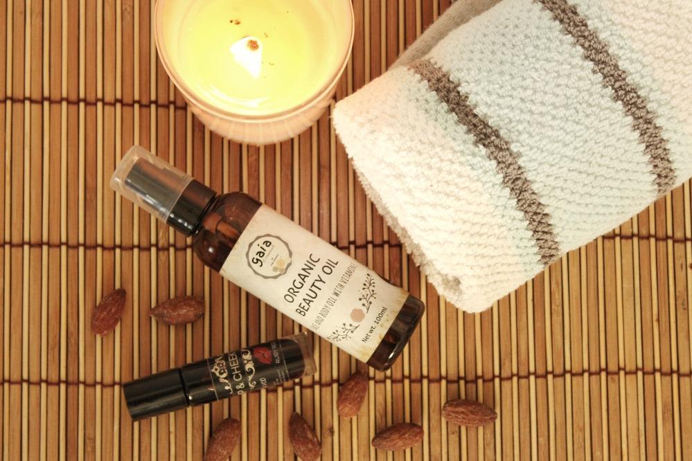 Organic Beauty Oil