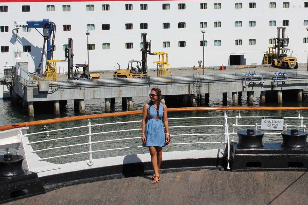STAYING AT THE QUEEN MARY 3