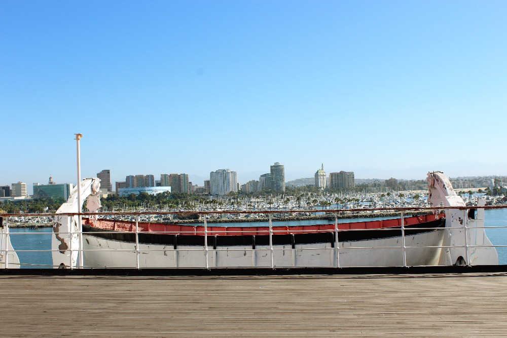 STAYING AT THE QUEEN MARY 9