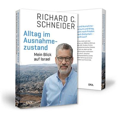 """""""Alltag im Ausnahmezustand"""" und andere Bücher von Richard C. Schneider"""