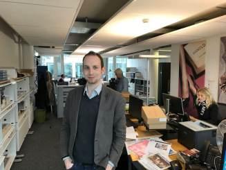 Samuel Hofmann, Argumentationschef der NoBillag-Initiative, arbeitet dort als »Leiter Innendienst«