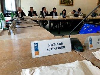 Konferenz zum wachsenden Antisemitismus in Europa, Florenz 2018