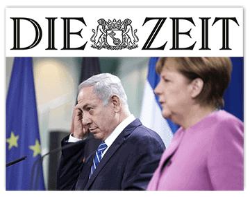 Netanyahu-Merkel-Der schwierige Freund