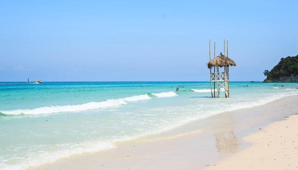 Beach, Boracay, Philippines