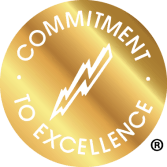 Commitment to Excellence® Gold_No Shadow