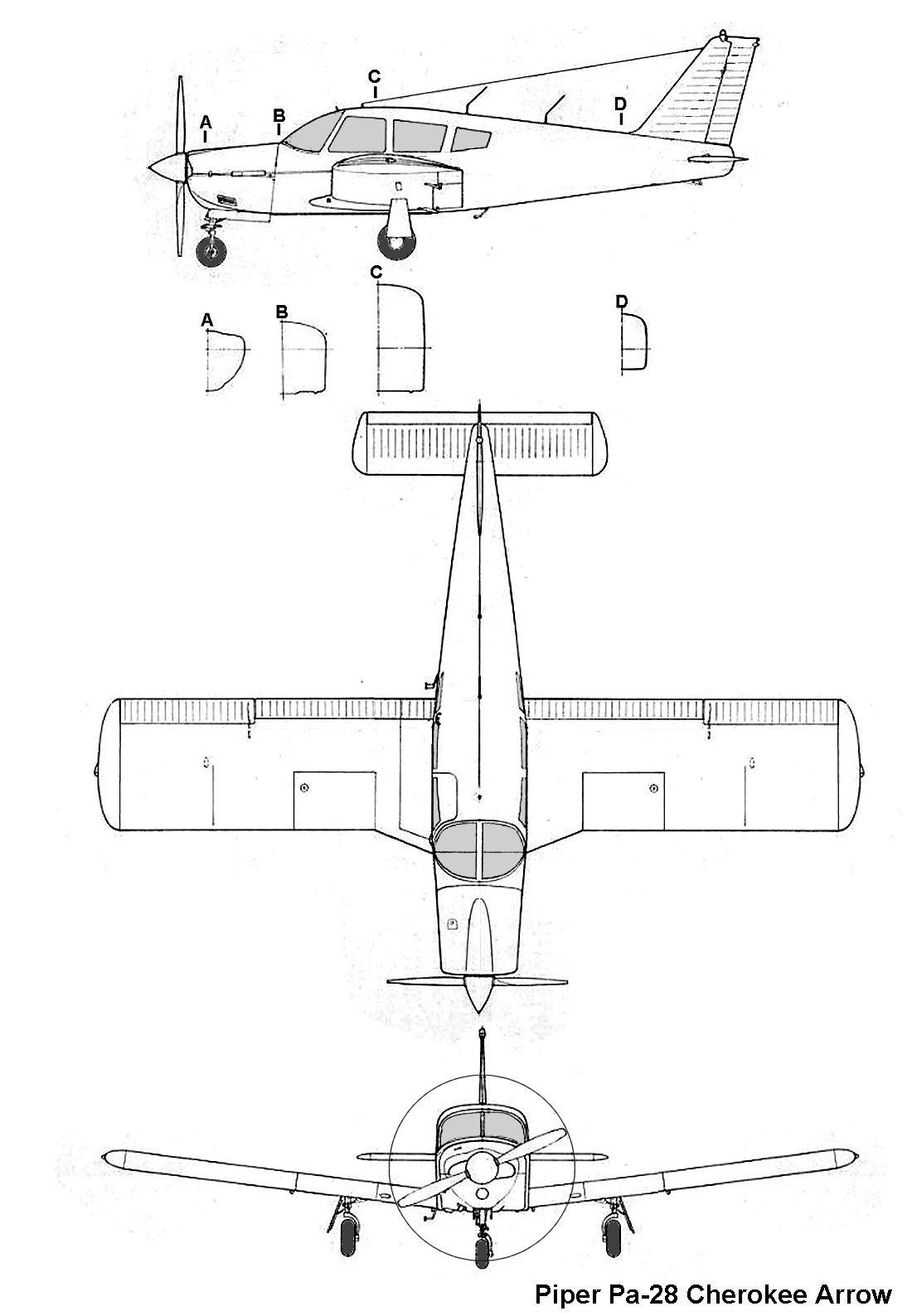 plan 3-vues