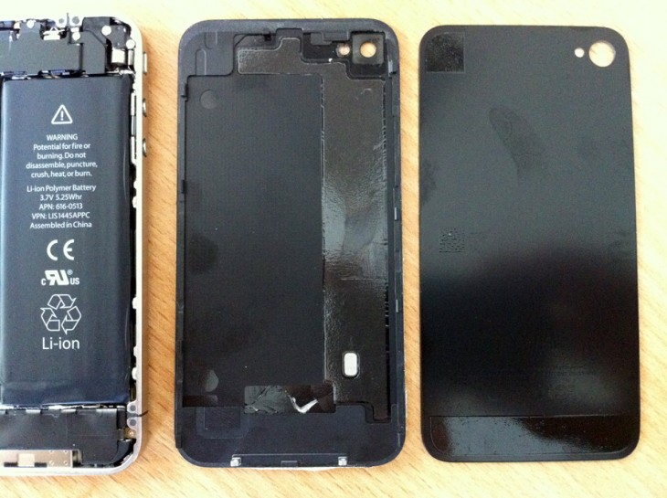 iPhone 4 Glass Replacement (Rear) (2/3)