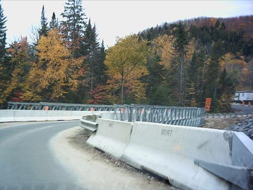 Un pont temporaire, de type Baileys