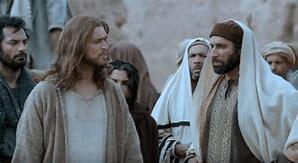 Jesus accuses Pharisees of the unforgivable sin