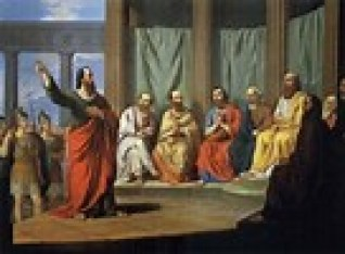Paul prepares to evangelize the Gentiles at Corinth