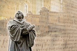 Luther and his view on natural precepts or natural law