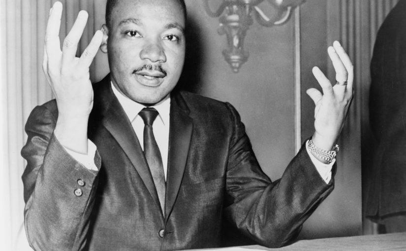 MLK and COVID-19 Politics