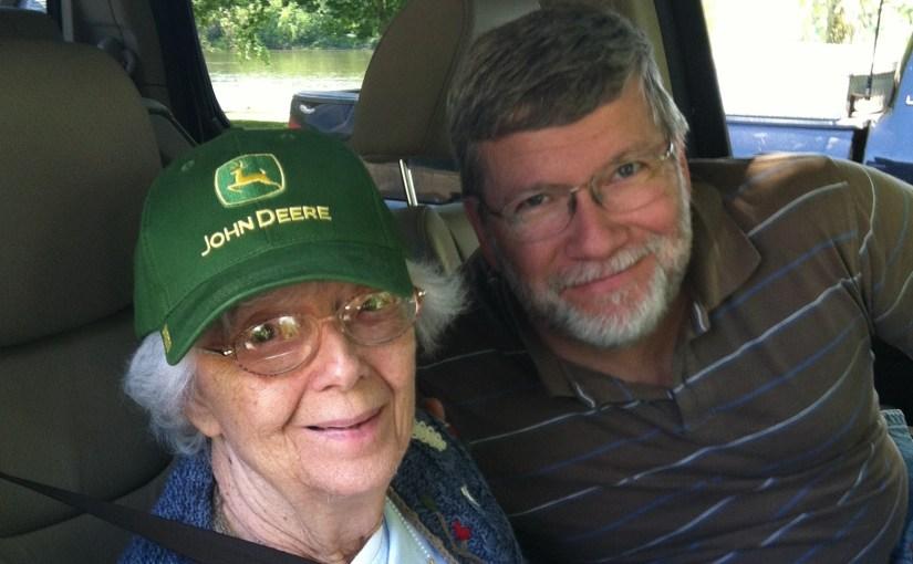 RIP Pat Lovett (my mother)