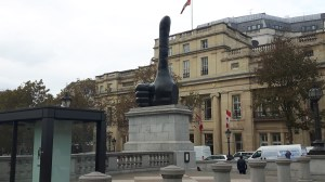 Fourth plinth is called 'Really good'