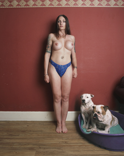 Richard Ansett  Portraits Interior