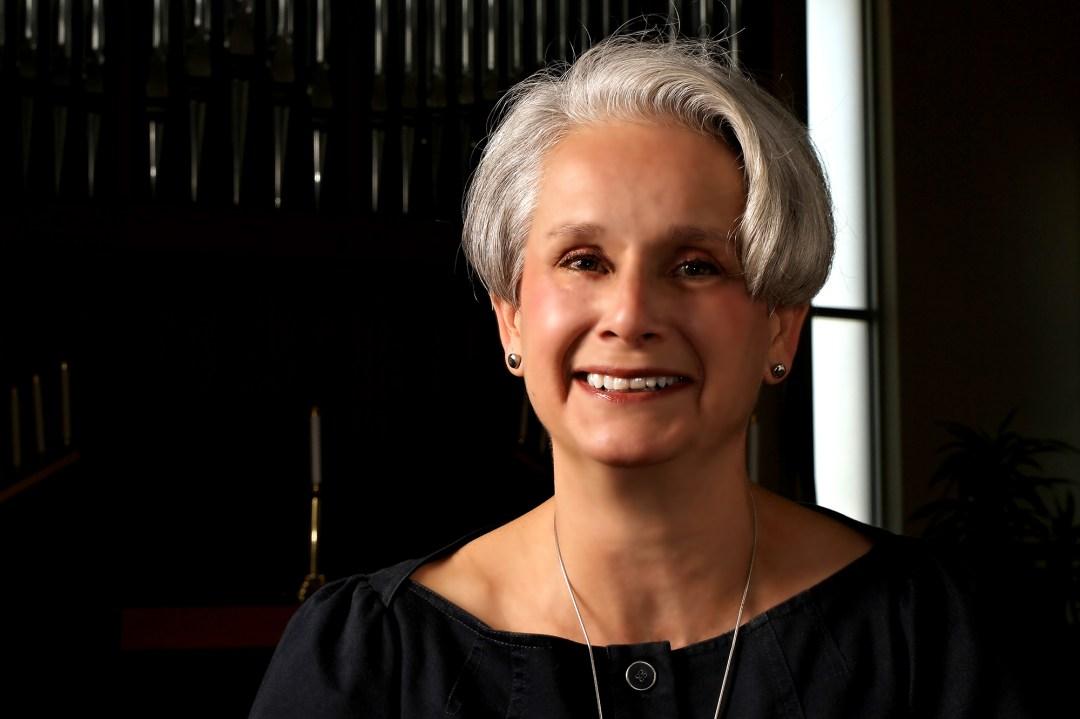 Pastor Charlotte Lohrenz