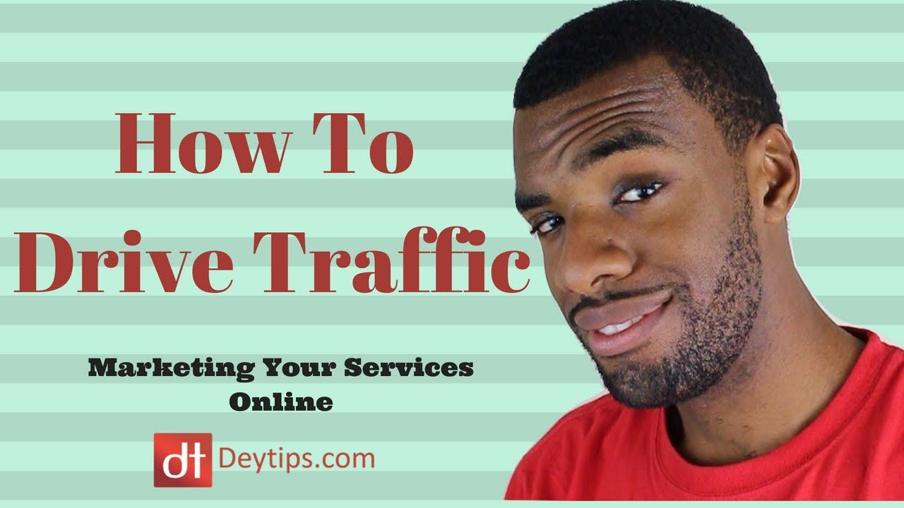 How To Get Traffic To A Website | Traffic Generation Tips