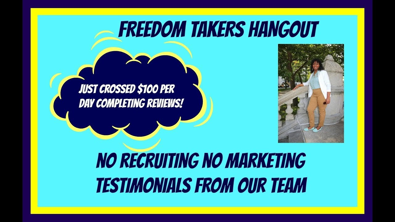 Earning without Recruiting the Results ARE IN [Testimonial Video from Our Team]