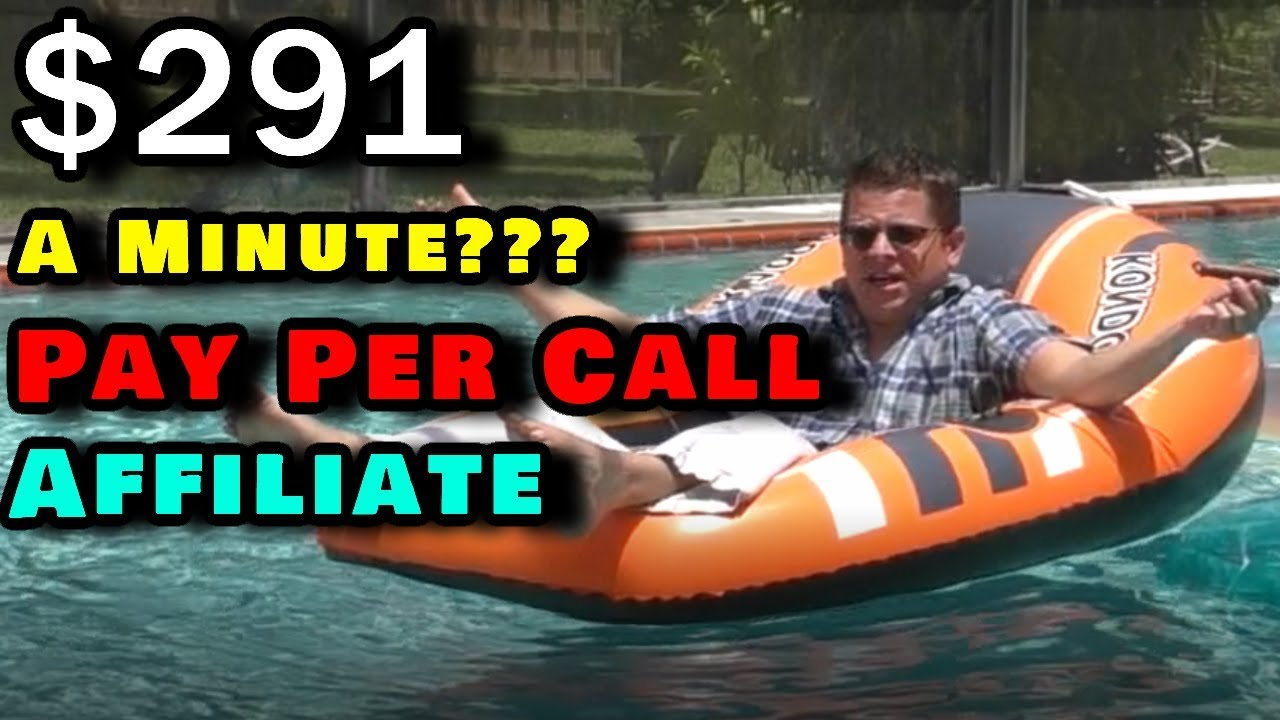 Pay Per Call Affiliate Marketing – Get Paid HUGE + The Worst Rap Video Ever LOL