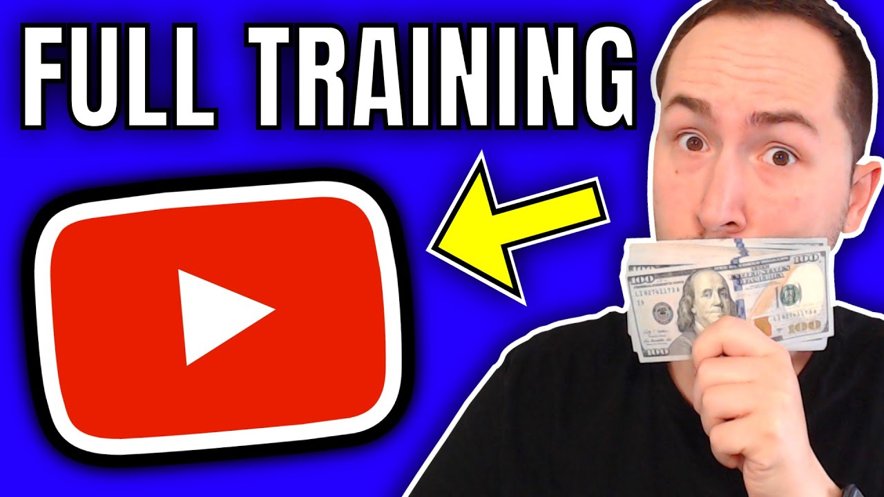 Affiliate Marketing on YouTube For Beginners (FULL STEP-BY-STEP TRAINING)