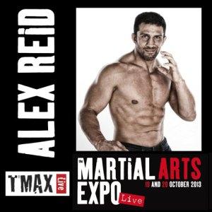 Alex Reid at TMAX